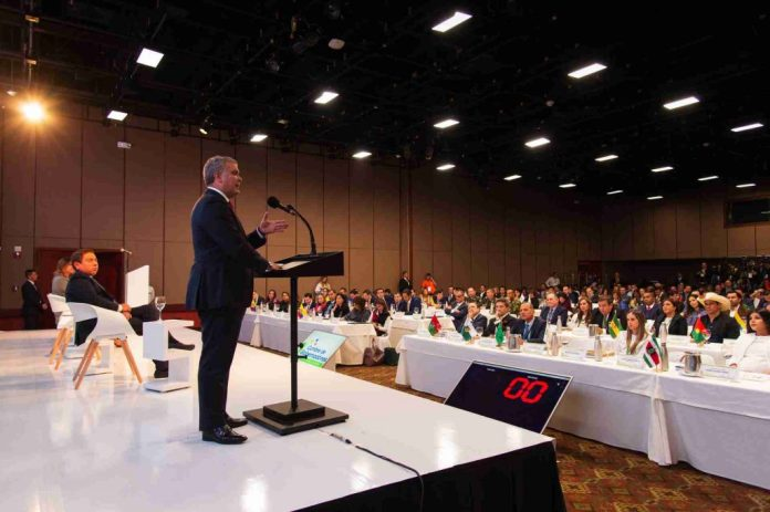 Presidente en Cumbrede Gobernadores en Paipa