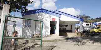 Centro de salud Valle de Tenza