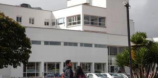 Fachada Hospital María Josefa Canelones de Tunja