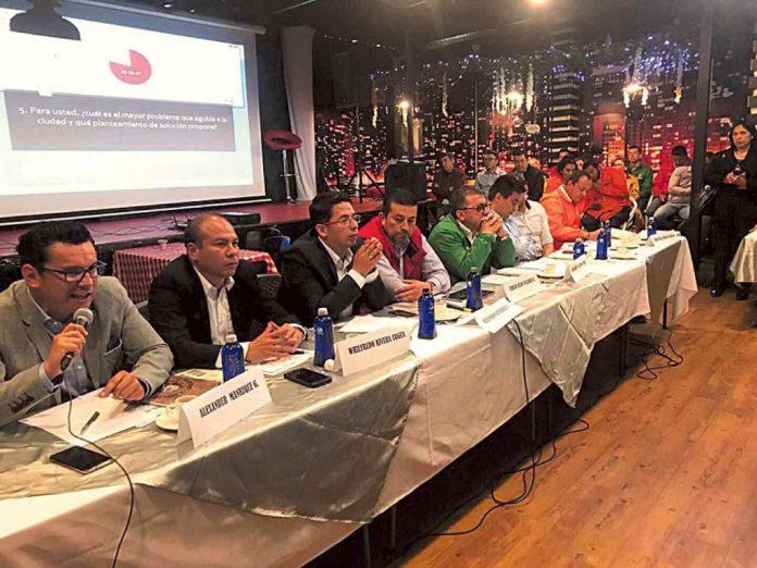 Candidatos en Foro - Sogamoso