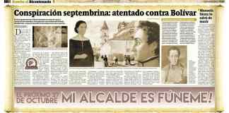 Colección bicentenario 21 de Octubre de 2019
