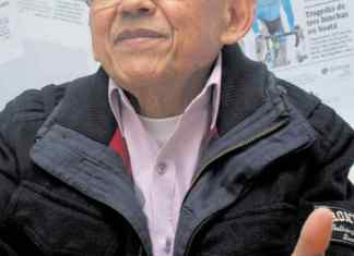Ingeniero José Irreño boyacense de hoy