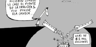 Caricatura 1 de Noviembre de 2019