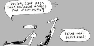 Caricatura 6 de Noviembre de 2019