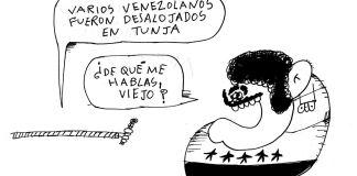 Caricatura 12 de Noviembre de 2019
