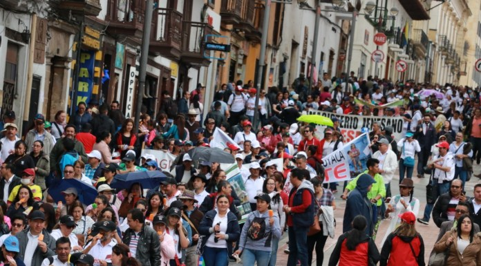 En Boyacá, fuerza pública y policía solo harán presencia en las calles si se presenta alteración del orden