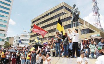 """""""Si el 21 no logramos sensibilizar al Gobierno, el 2020 será el año de las movilizaciones"""". Mauricio Castro, presidente CUT Boyacá."""