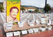 El sociólogo Manuel Ignacio 'Nacho' Torres fue asesinado el 11 de octubre de 2000 en Sogamoso. Sus captores lo mataron y huyeron.