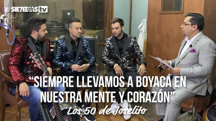 Los 50 de Joselito en Entrevista Cara a Cara