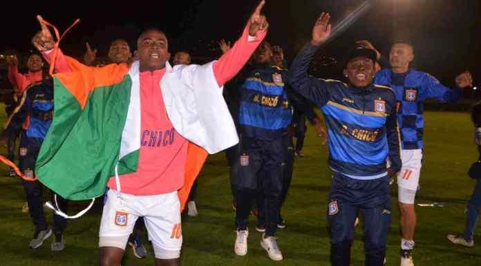 Boyacá Chicó ganó 1-0 a Cortuluá el segundo juego de la repesca.