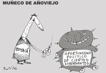 Caricatura 30 de Diciembre de 2019