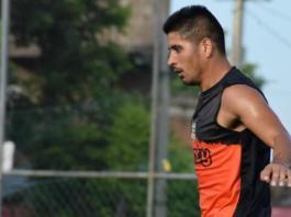 Diego Godoy jugador de General Díaz