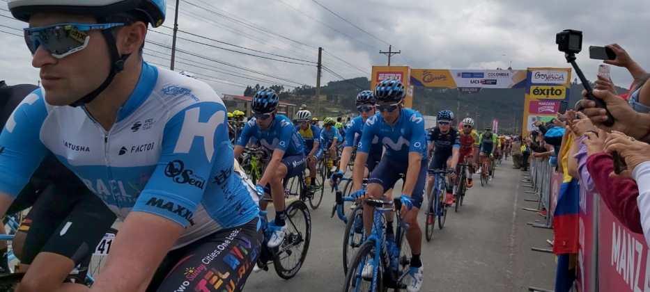Arranca la 4ta Etapa del Tour Colombia 2.1. Hoy Paipa - Santa Rosa de Viterbo 3