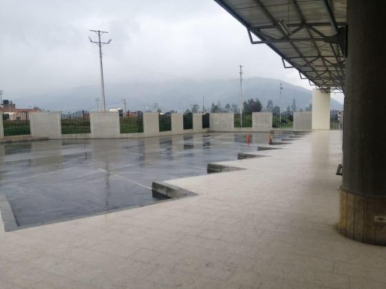 [Galería] Las calles de Boyacá permanecen solas en el primer día de Simulacro de Aislamiento por COVID - 19 29