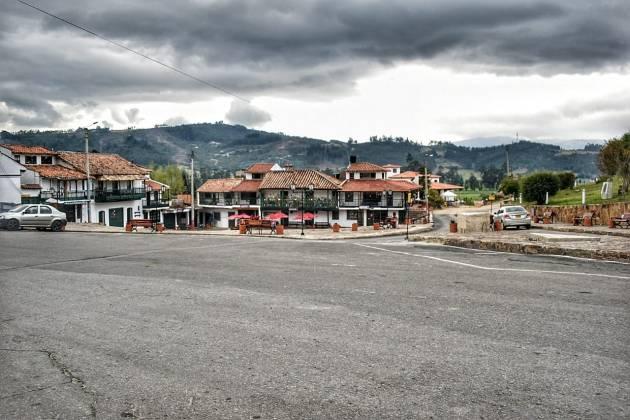 [Galería] Las calles de Boyacá permanecen solas en el primer día de Simulacro de Aislamiento por COVID - 19 40