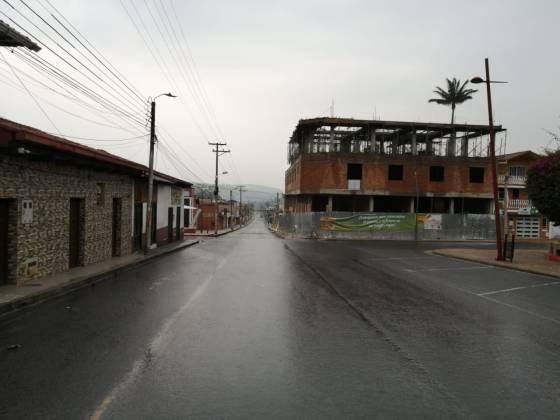 [Galería] Las calles de Boyacá permanecen solas en el primer día de Simulacro de Aislamiento por COVID - 19 31
