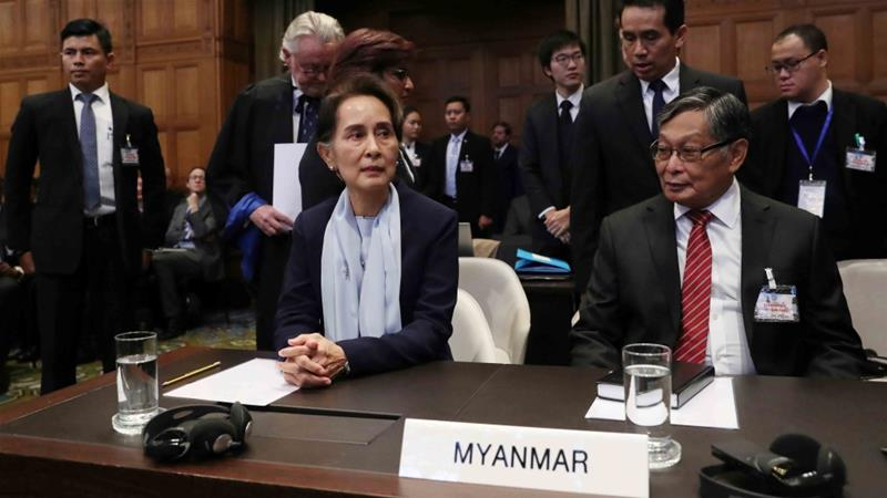 Myanmar: Defending genocide at the ICJ
