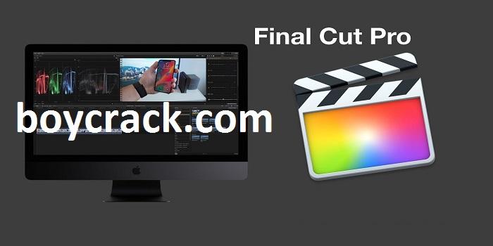 Final Cut Pro 10.5.4 boycrack