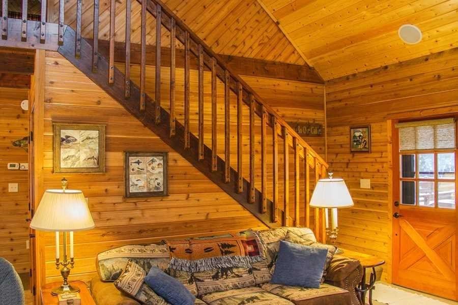 Loft Cabin 58  Resorts In The Brainerd MN Area  Boyd Lodge