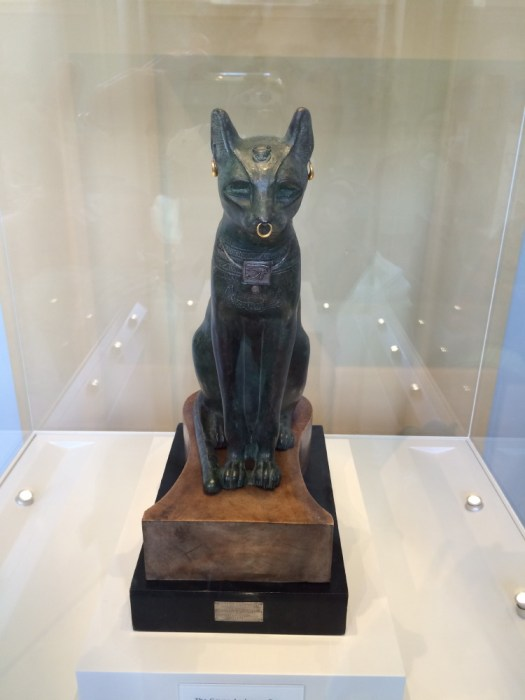 The Egyptian Cat.