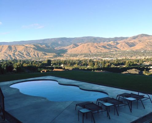Pool Covers  Boyer Mountain Door  Pool  Central Washington Pool Experts