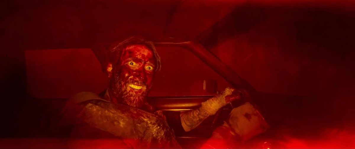 Mandy (2018) #MovieReview | Boy in a Well