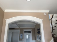 Archway Door Casing & How To Make Arched Window Trim