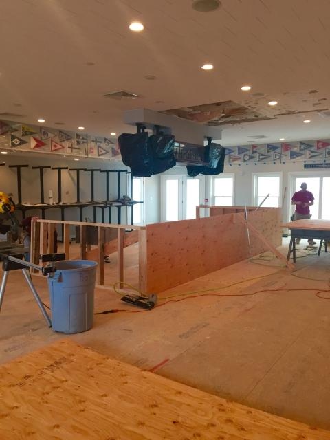 Custom Bar Units Boyle Finish Carpenters