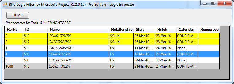Video – Inspect and Step through Network Logic Links Using BPC Logic Filter
