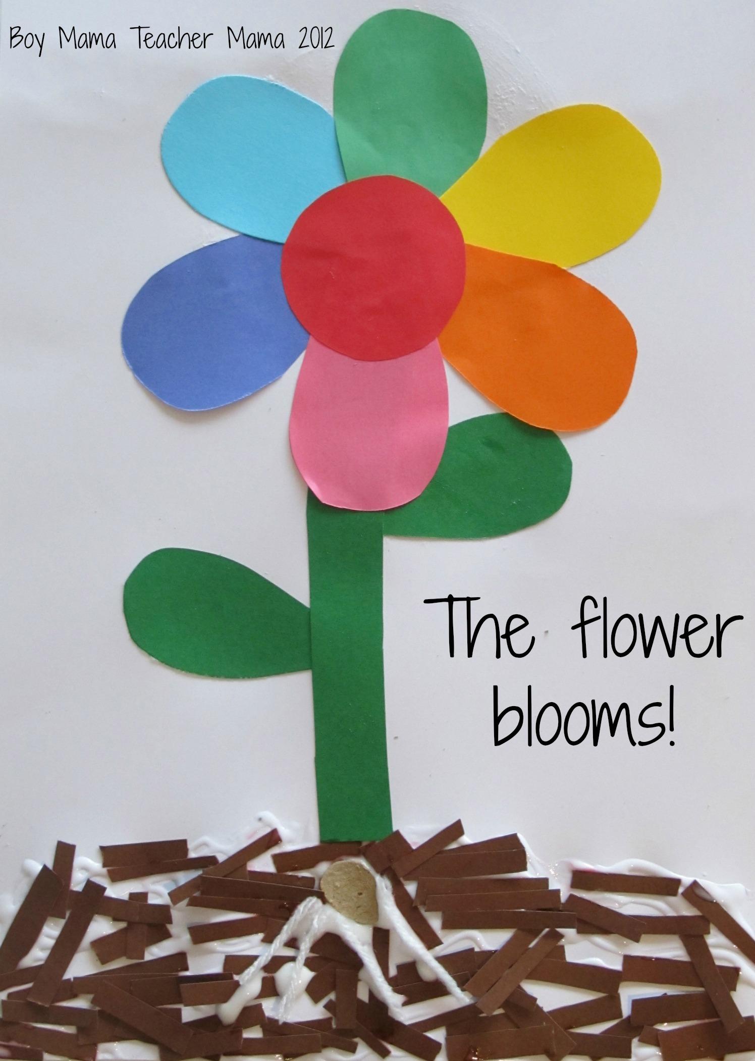 Book Mama Planting A Rainbow By Lois Ehlert