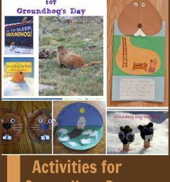 Teacher Mama: Groundhog Day Activities [ 2728 x 2177 Pixel ]