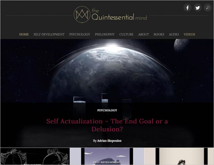 Best blog for men - The Quintessential Man