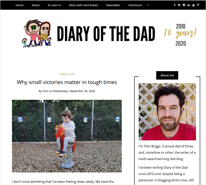 Best blog and top blogger