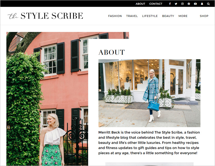 The Style Scribe