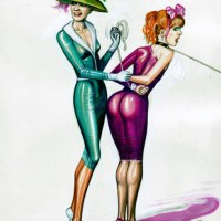 A Pinup Selection
