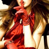 Strictly Stunningly Sexy Ladies Wearing Gloves...