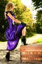 Pretty Purple Hazed Ladies (1)