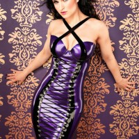 Pretty Perfectly Purple Hazed (Beautiful Ladies)