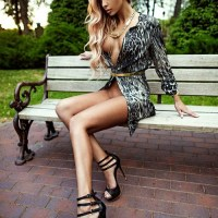 Gorgeously Stunning Ladies From High Heels To Mini Skirts