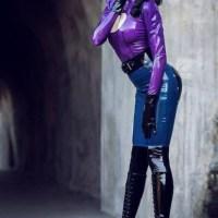 Pretty Purple Hazed Ladies (Stunning Beauties No.17)