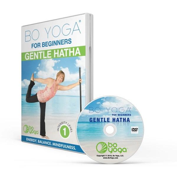 Bo Yoga for Beginners Gentle Hatha
