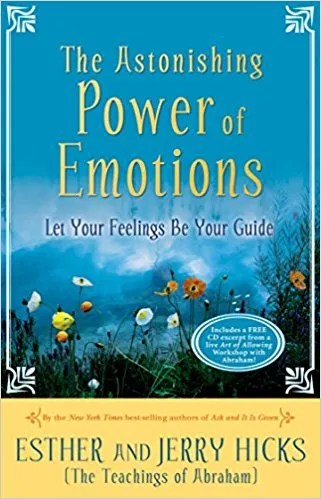 Power of Emotions Money Ask and Given Book LOA Law of Attraction Freedom Abraham Esther Hicks Teachings