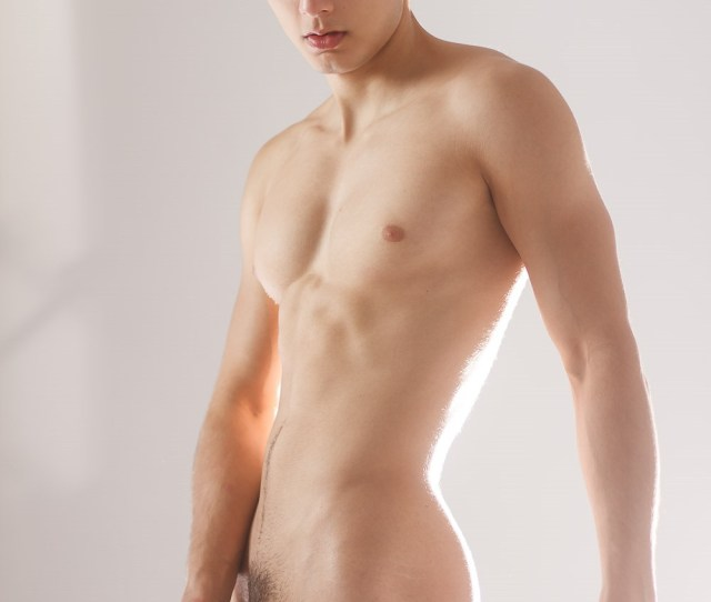 Young Twink With Beautiful Cock