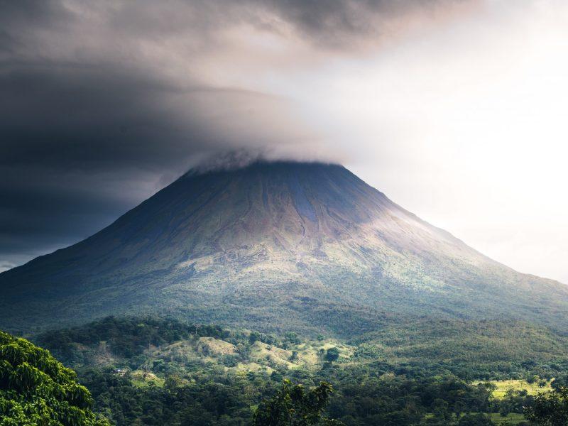 Vulkan Arenal Costa Rica La Fortuna