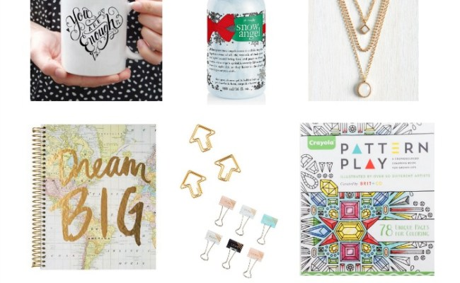 Holiday Gift Guide Gifts For Her Under 25 Kristy Denney