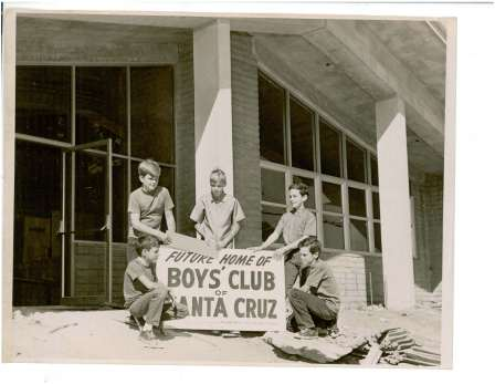 "1969 - Club construction completed and club opens as a ""Boys' Club"""