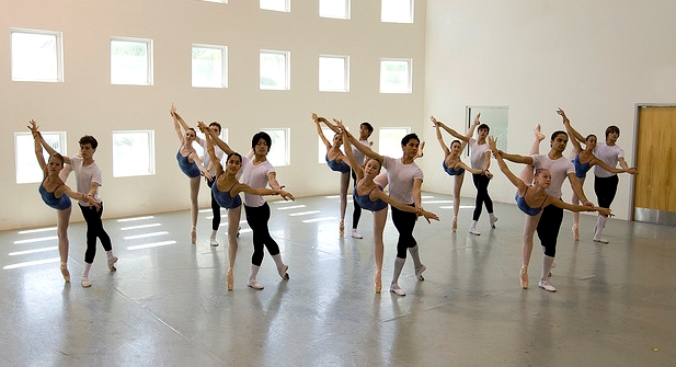 May 2013 Boys And Ballet