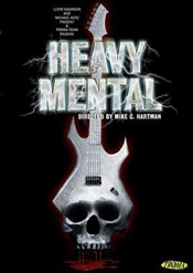 heavy mental cover