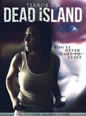 terror on dead island cover