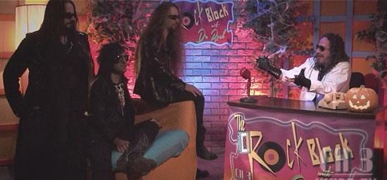 barn rock show